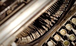 Machine à écrire Image stock