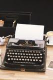 Machine à écrire Photo libre de droits