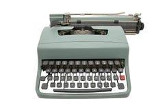 machine à écrire antique Photos libres de droits