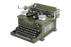 Machine à écrire antique Images stock