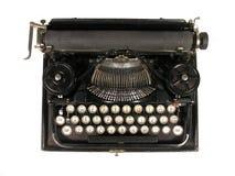 Machine à écrire de cru Image libre de droits