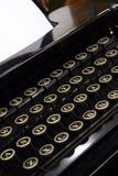 Machine à écrire de vintage photographie stock libre de droits