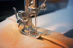 Machine à coudre Photographie stock libre de droits