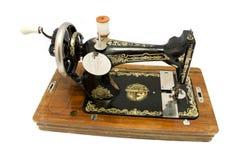 Machine à coudre antique Photos libres de droits