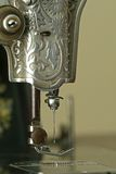 Machine à coudre de cru Image libre de droits