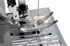 Machine à coudre fragment Image stock