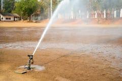 Machine à haute pression d'injection de l'eau Photo stock