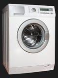 Machine à laver de gauche Photos libres de droits