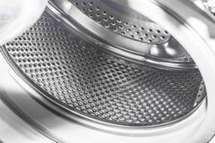 Machine à laver de tambour Images libres de droits