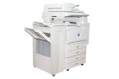 Machine à photocopier Photographie stock libre de droits