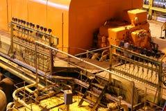 Machine à vapeur Photo libre de droits
