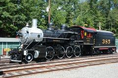 Machine à vapeur Image stock