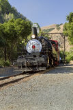 Machine à vapeur Photos libres de droits