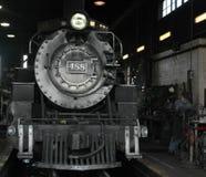 Machine à vapeur dans le système Photographie stock