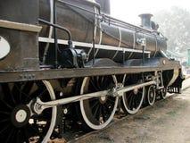 Machine à vapeur de longeron Images libres de droits