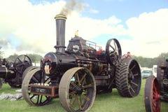 Machine à vapeur 1920 Fowler-BB1 Images libres de droits
