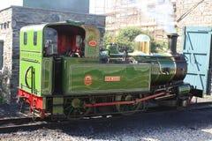 Machine à vapeur préservée de mesure étroite Images stock