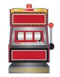 machine öppningen Royaltyfri Fotografi