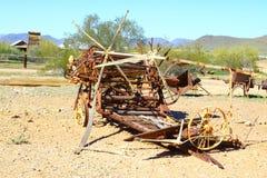 Machine agricole Photo libre de droits