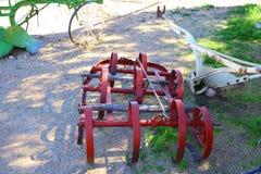 Machine agricole Images libres de droits
