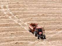 Machine agricultural Royalty Free Stock Photos