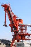 Machine in atmosferisch vervoer de suikermolen Stock Foto's