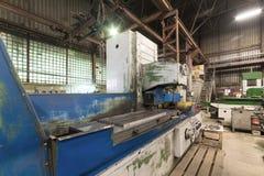 Machine automatique de rectification superficielle photos stock