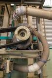 Machine belt Royalty Free Stock Image