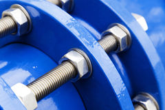 Machine Bolts Stock Images