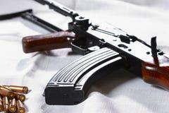 Machine carabine Stock Image