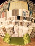 Machine carpet , Royalty Free Stock Photography