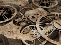 Machine of cinema Royalty Free Stock Photos