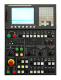 Machine control panel Stock Photos