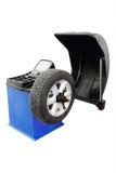 Machine convenable de pneu Images stock