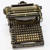 Machine à écrire Images libres de droits