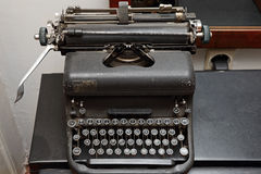 Machine à écrire Photos libres de droits