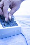 Machine d'acupunture d'Electroacupunture Images libres de droits