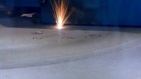 Machine d'agglomération de laser pour le métal métal d'impression de l'imprimante 3D banque de vidéos