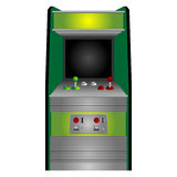 Machine d'arcade Photos stock