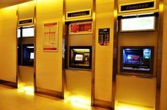 machine d'Atmosphère-argent comptant Photo libre de droits