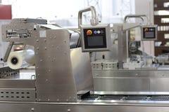 Machine d'emballage images libres de droits