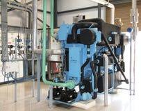 Machine d'industrie (absorption de vapeur) Image libre de droits