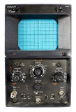 Machine d'oscilloscope Photos stock