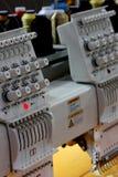 Machine de broderie Images libres de droits