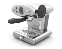 Machine de café Photographie stock libre de droits