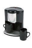 Machine de café de café express Photo libre de droits
