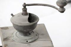 Machine de café de vintage Images libres de droits