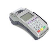 Machine de carte de crédit Image libre de droits