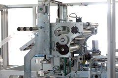 Machine de conditionnement Photographie stock libre de droits