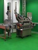 Machine de conditionnement de choc Photographie stock